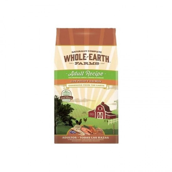 Whole Eart Farms Puppy Recipe 7,5Kg
