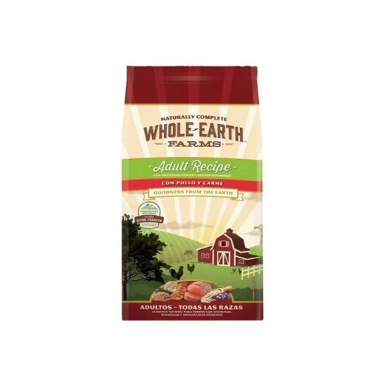 Whole Eart Farms Adult Recipe