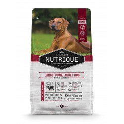 Nutrique Large Young Adult Dog Perro Grande 15 Kg