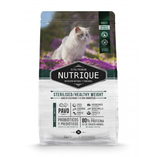 Nutrique Baby Cat & Kitten Gatitos 2 Kg