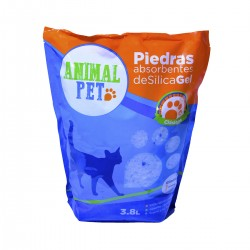 Animal Pet Silica Gel x 3,8 Lts - Neutra