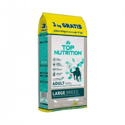 GEPSA Top Nutrition Puppy Large x 15+3 kg de Regalo