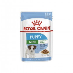 Royal Canin Mini Puppy Pouch x 85 grs