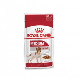 Royal Canin Alimento Húmedo para Perro Medium Adulto  140 gr