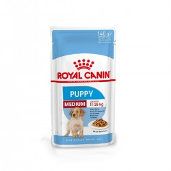 Royal Canin Alimento Húmedo para Perro Medium Puppy  140 gr