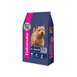 Eukanuba Alimento para Perro Senior Small Breed 3 kg