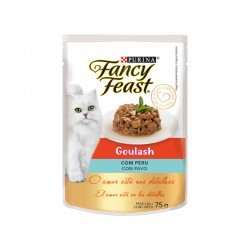 Purina Fancy Feast Goulash PavoX 85g