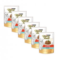 Purina Fancy Feast Goulash  Pavo Caja (15 x 85 grs)
