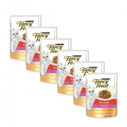 Purina Fancy Feast Goulash Atún caja (15 x 85 grs)