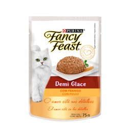 Purina Fancy Feast Demi Glace Pollo x 85 grs
