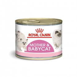 Royal Canin Alimento Húmedo para Gato Mother & Babycat  195 gr