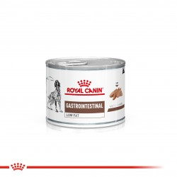 Royal Canin Alimento Húmedo para Perro Gastrointestinal Low Fat Canine  200 gr